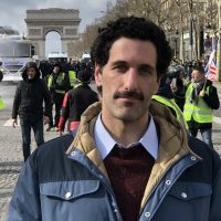 Ramin Mazaheri explains why the Yellow Vests torch banks in rich Paris neighborhoods