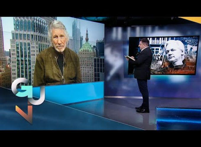Roger Waters-Julian Assange Arrest Proves UK is a SATELLITE STATE OF US EMPIRE!