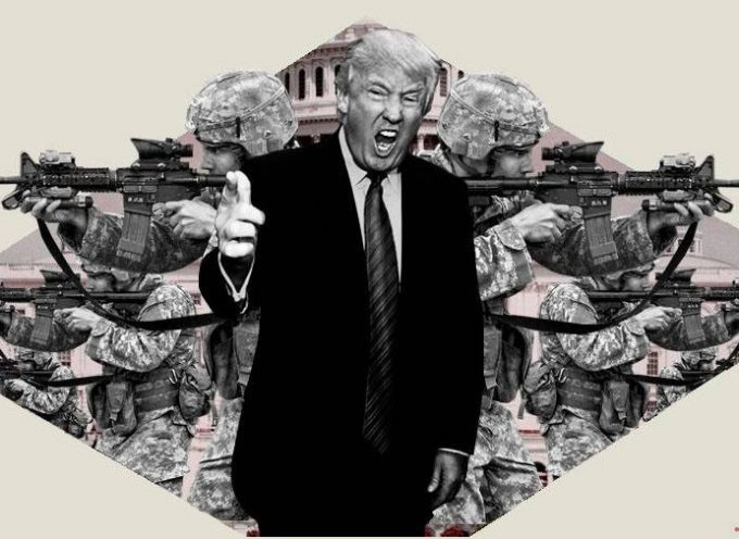 Will the Trump administration go to war next?