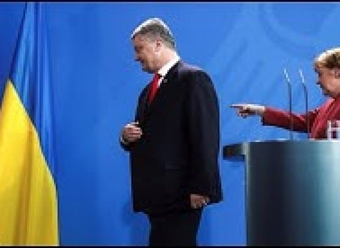 How Germany Humiliated Ukraine in the UN