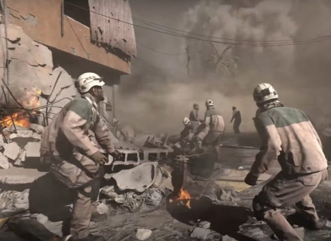 """White Helmets"", gas attacks, & evil Russians: The new ""Call of Duty"" video game is CIA propaganda?"