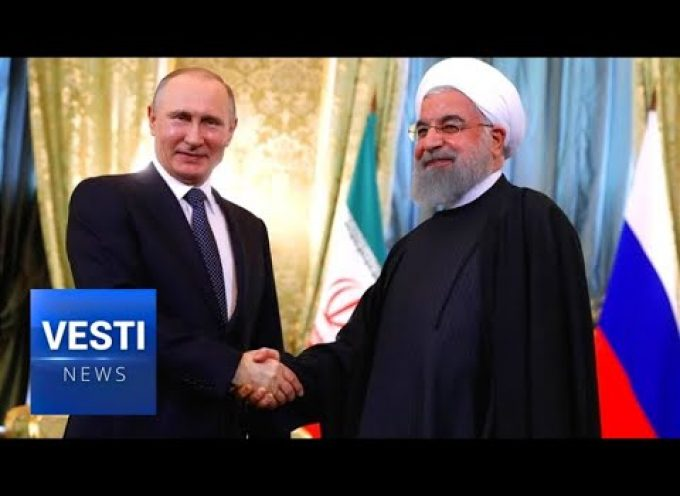 Russia Won't Leave Iran to the Wolves! New Bilateral Cooperation Measures Approved By Kremlin!