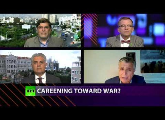 Good CrossTalk about the risks of a US attack in Iran