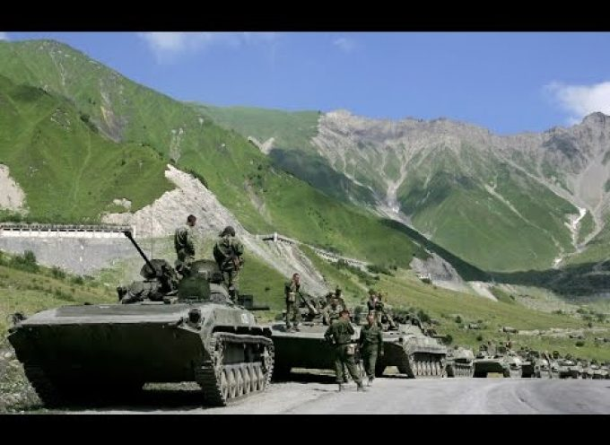 Russian Documentary on War in South Ossetia between Russia and Georgia