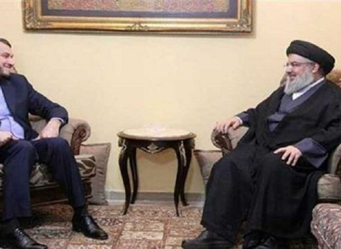 Any military aggression against Iran will drag entire Mideast into chaos: Nasrallah