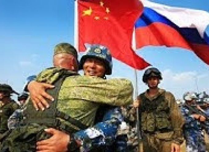 Russia and China Scare American Vassal States