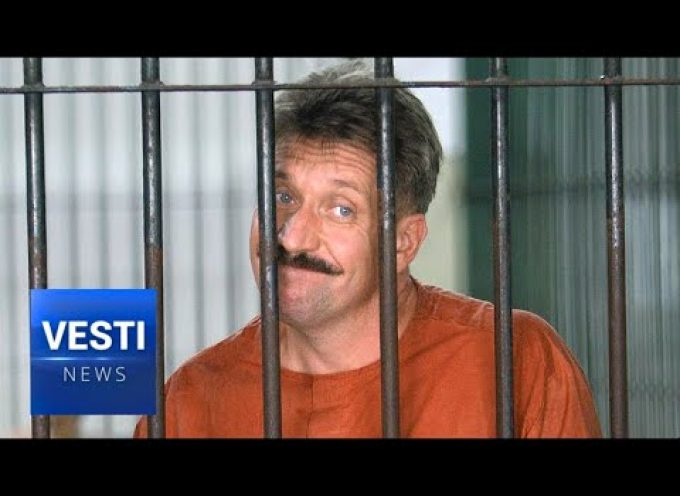 Famous Arms Dealer Viktor Bout Gets Visit From Wife and Daughter While Serving 25 Year Term!