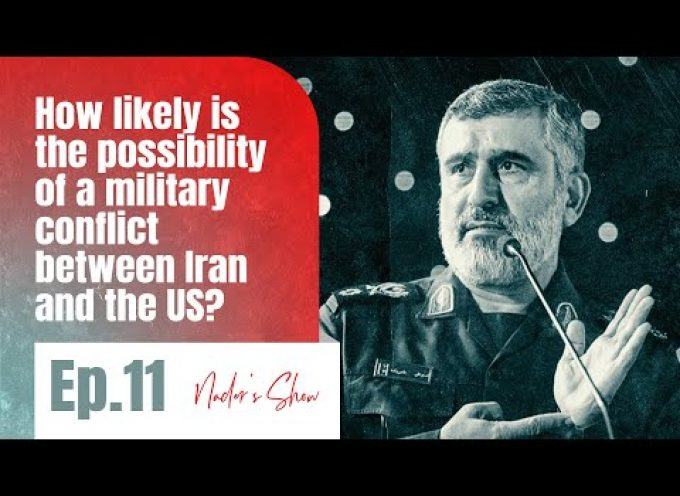 How likely is the possibility of a military conflict between Iran and the US?
