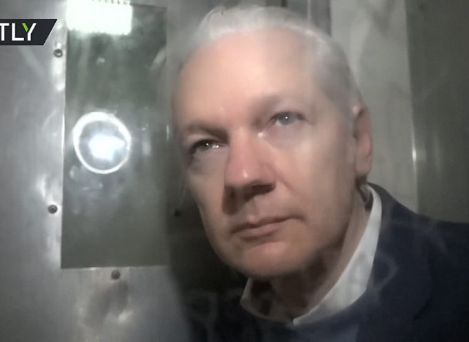 That we live under a dictatorship is now unquestionable: The Assange Case