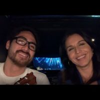Tulsi Gabbard and her husband sing a quite beautiful Christmas song
