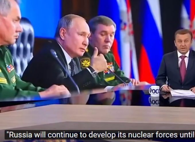 Important Statement by Putin on Russia's Super Weapons