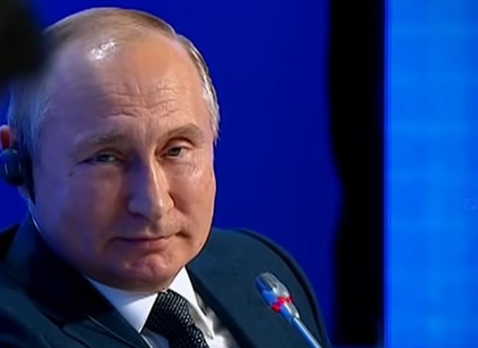 Special Report: Putin Links Up With Xi, Give Permission to Open Gas Flow On New Pipeline!
