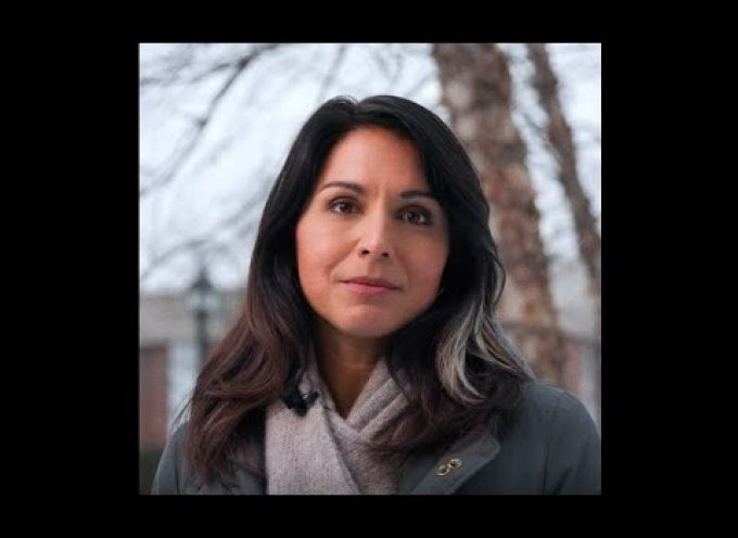 Tulsi Gabbard: We need to get out of Iraq and Syria now!