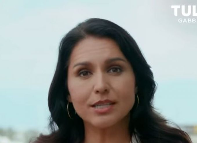 Tulsi Gabbard – Trump disgraces our military