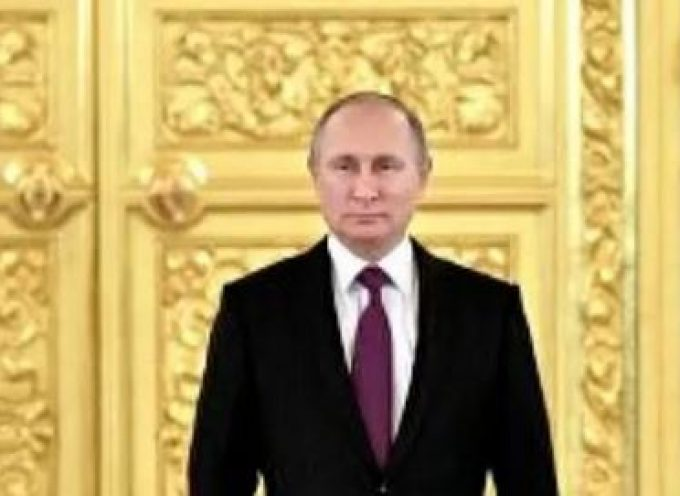 Putin Marks 75th Anniversary of WWII With Speech Warning About Looming Global Conflict!