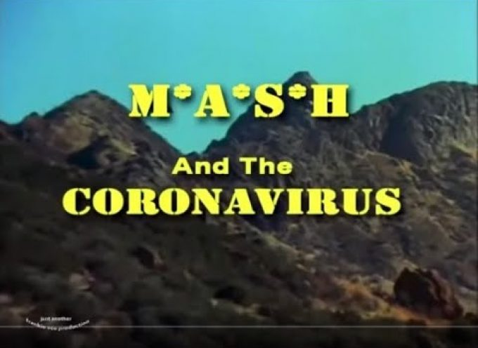 M*A*S*H and the Coronavirus