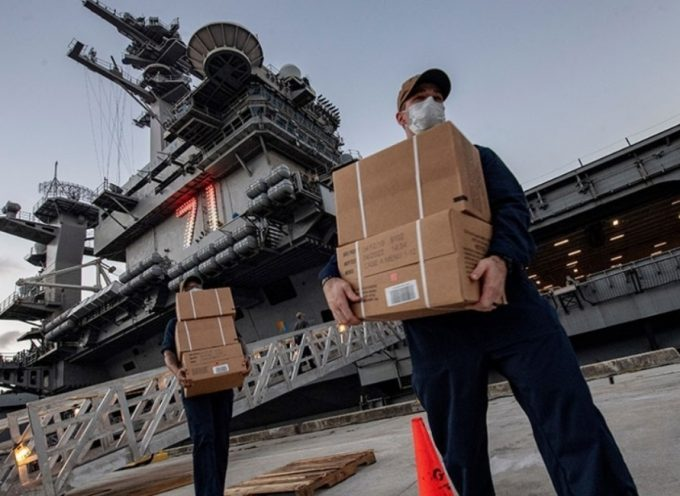 Will this pandemic finally mark the end of the US carrier fleet?