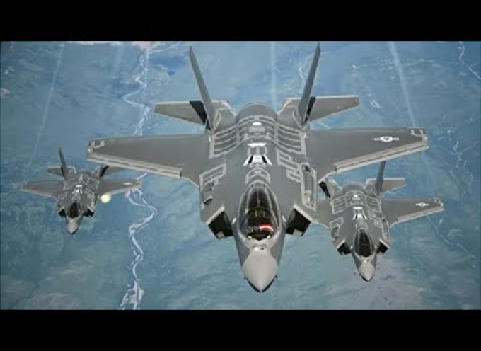 "The USA Screwed Up the F-35 ""Fifth-Generation Fighter Jet"""