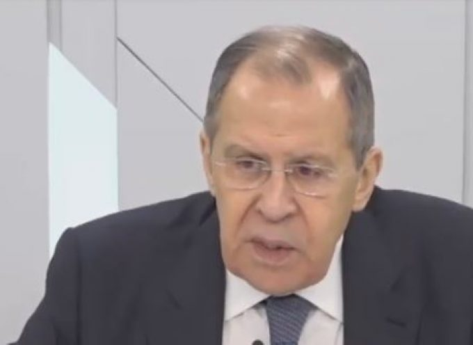 Minister Lavrov's Remarks on Conflict Between the US & China