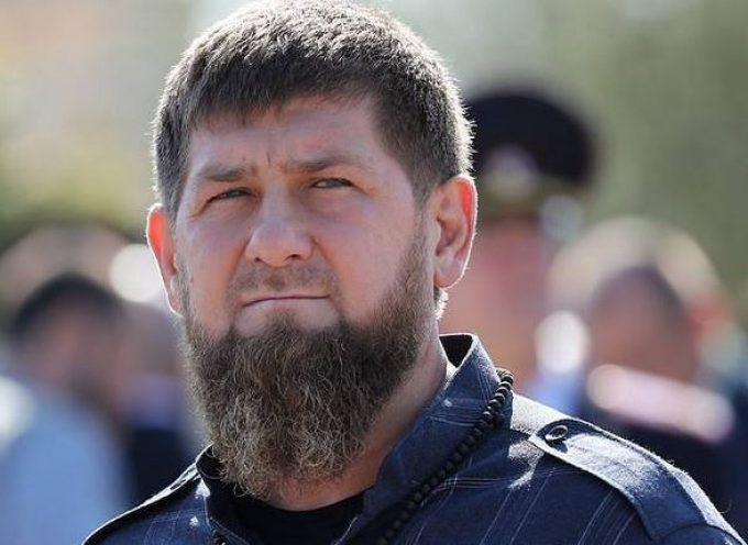 Chechnya's Kadyrov announces sanctions against Pompeo