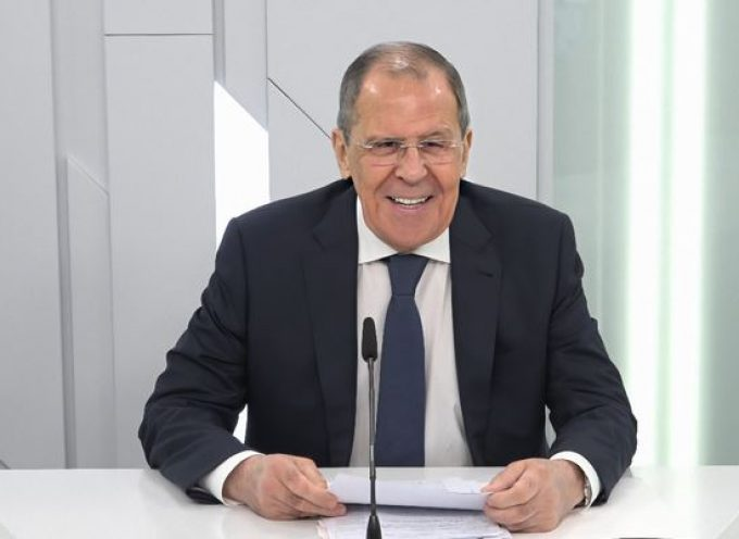 "Foreign Minister Sergey Lavrov's remarks and answers to questions during the online session ""Russia and the post-COVID World"""
