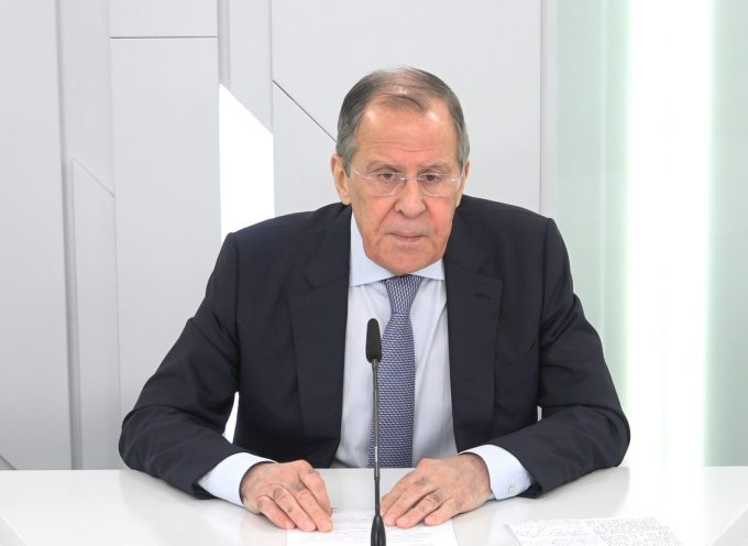 Foreign Minister Sergey Lavrov's statement and answers to media questions