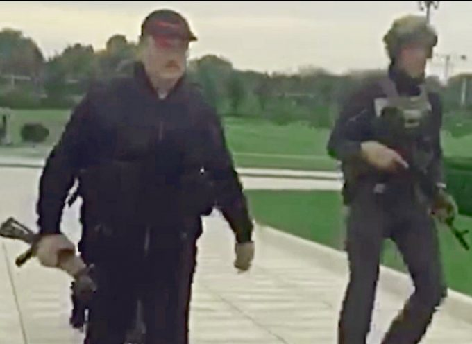 Might Belarus become the next Syria?