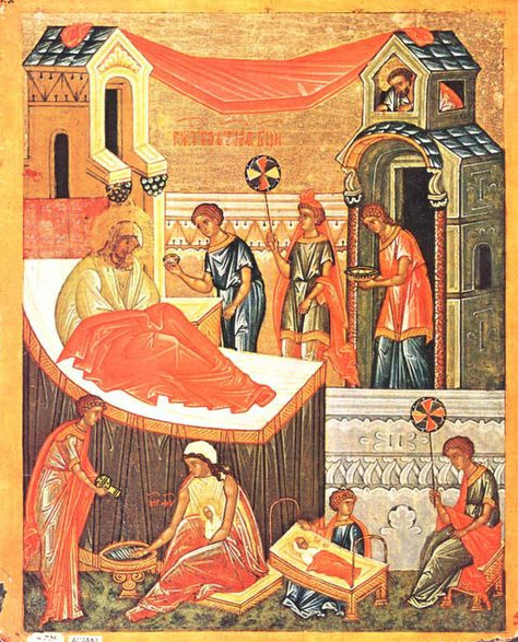Nativity of our Most Holy Lady Theotokos Sept. 21st