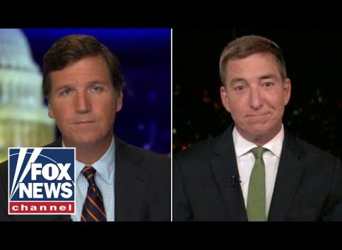 MUST SEE interview of Glenn Greenwald MUST SEE