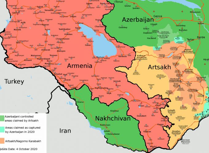 Can and should Russia stop the war in the Caucasus?