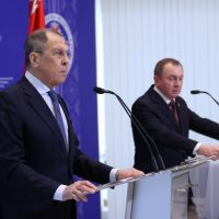 Foreign Minister Sergey Lavrov's statement and answers to media questions at a joint news conference with Foreign Minister of Belarus Vladimir Makei