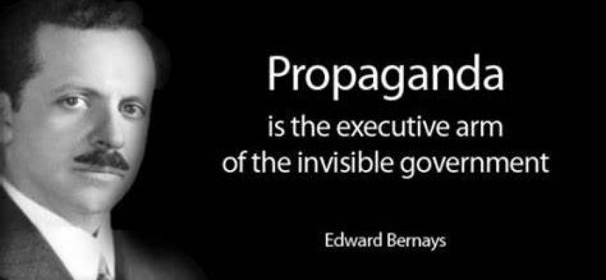 Bernays and Propaganda – The Marketing of War