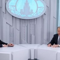FM Sergey Lavrov gave an extensive interview to the RBK Media Holding – Communication between Brussels and Moscow has completely fallen apart