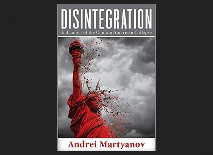 "Book review: ""Disintegration"" by Andrei Martyanov"