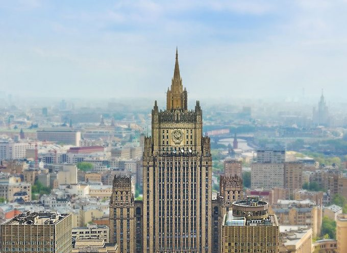 Russian official statements about counter-actions to US sanctions