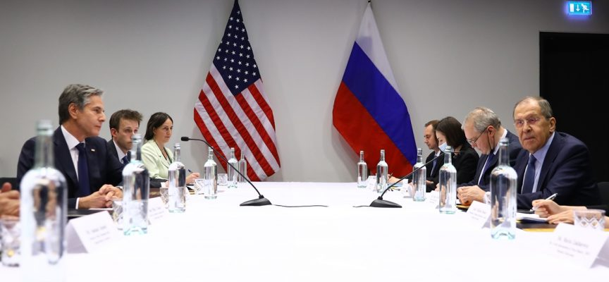 Foreign Minister Sergey Lavrov's opening remarks at a meeting with US Secretary of State Antony Blinken on the sidelines of the Arctic Council Ministerial Meeting, Reykjavik, May 19, 2021