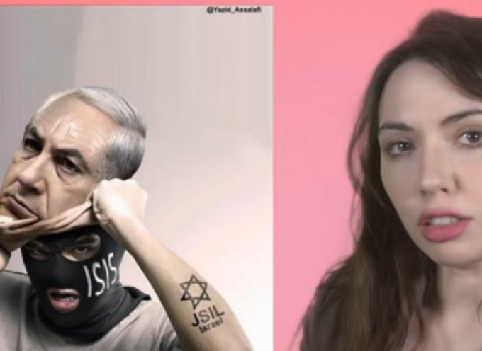 Why Israel is the Jewish ISIS