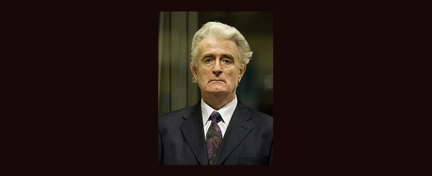 Transfer of Dr Radovan Karadzic to a British prison raises many questions