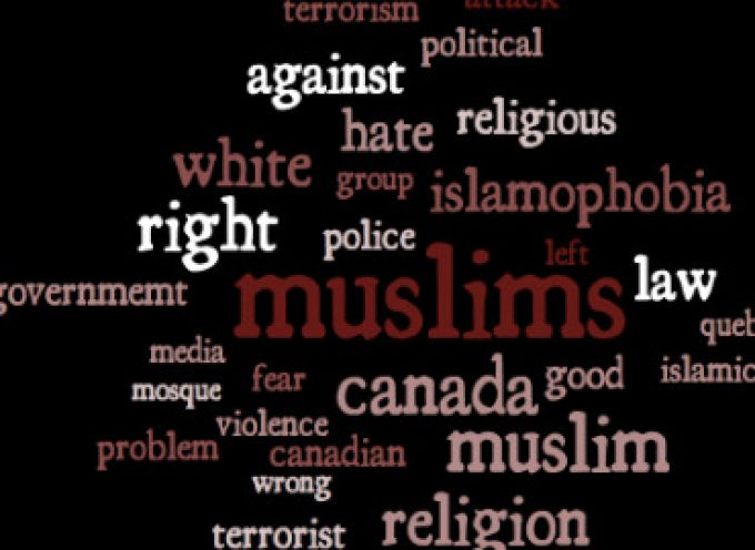 Another sad incident of Islamophobia in Canada