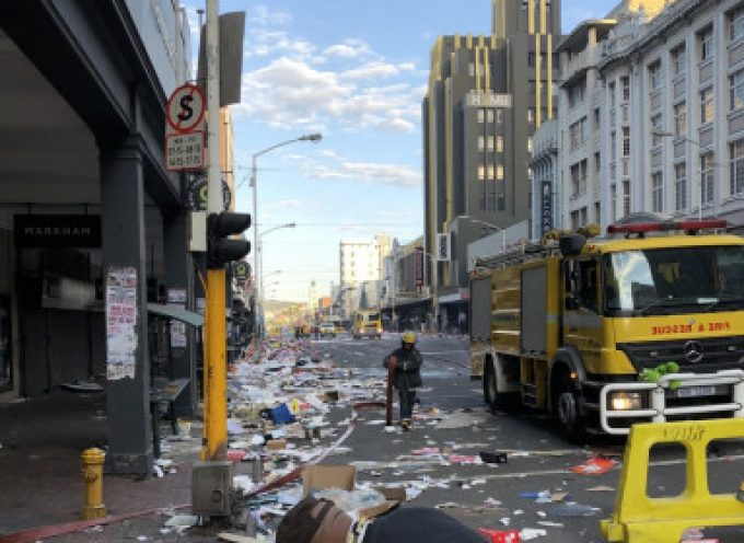 Sitrep 2 – South Africa – Situation now, unintended consequences and bleak future