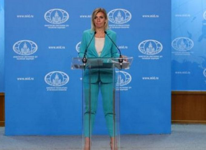 Comment by Foreign Ministry Spokeswoman Maria Zakharova on the meeting of the so-called Crimea Platform in Kiev