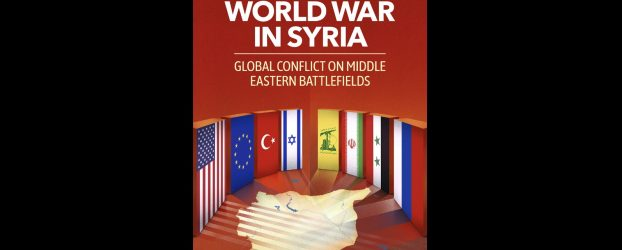 Interview with A.B. Abrams about his latest book and the war in Syria