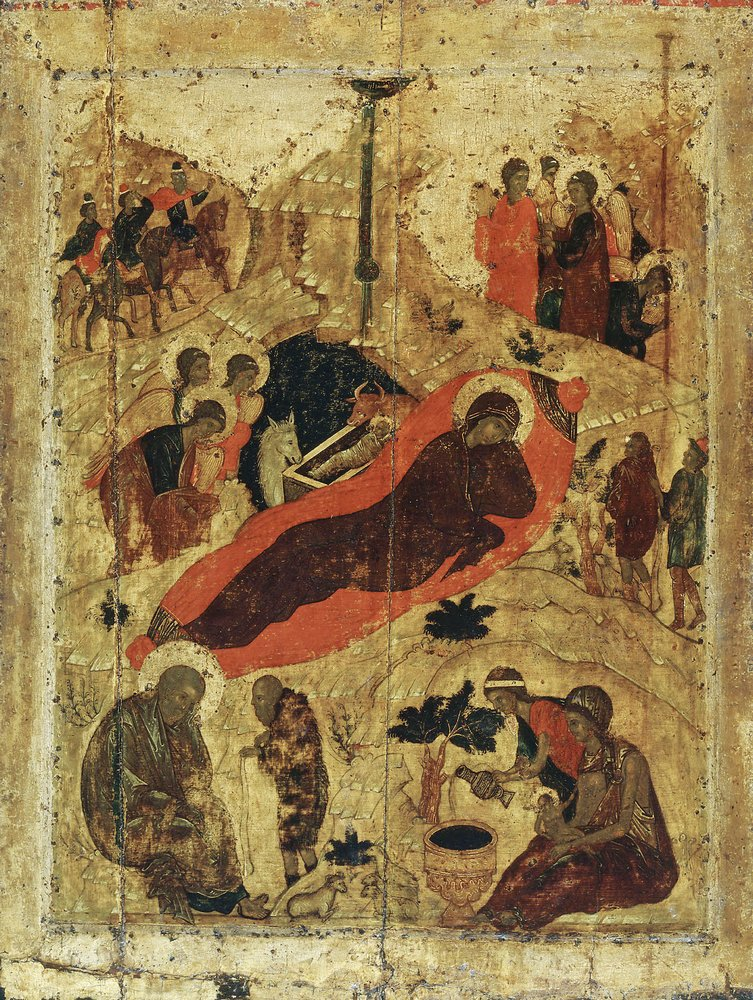 Holy Nativity according to the Flesh of our Lord, God and Saviour Jesus Christ January 7th