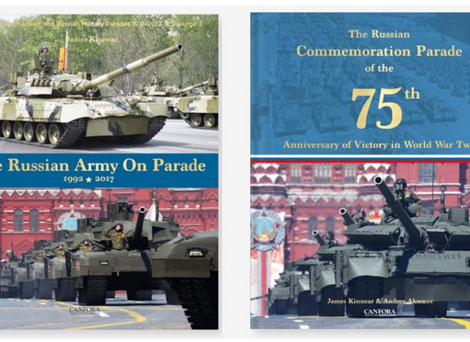 Book Review: The Russian Army on Parade