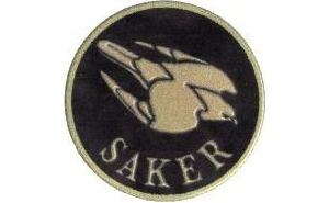 Saker cars logo